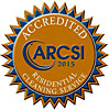 ARCSI Accredited